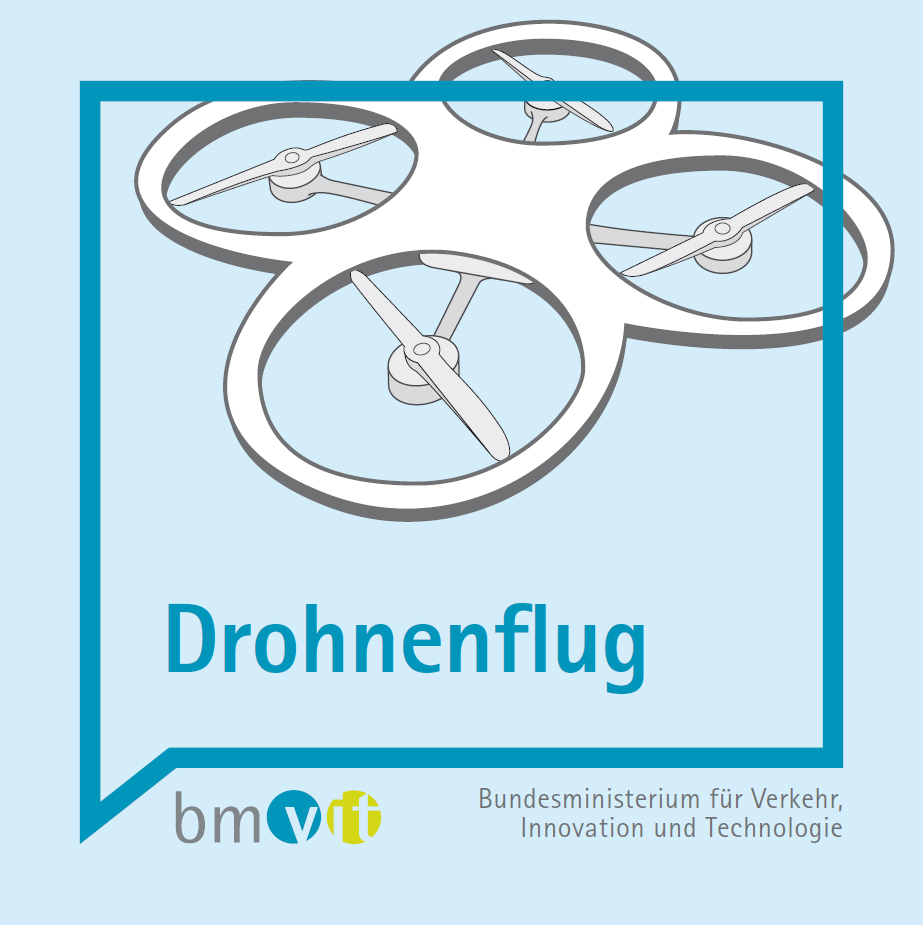 Infobooklet Drohne Cover