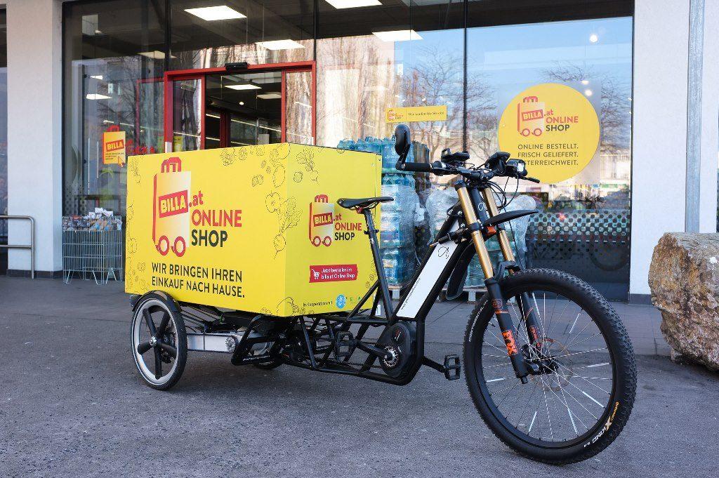 Über EMILIA zum SUV der Cargobikes – BMK INFOTHEK