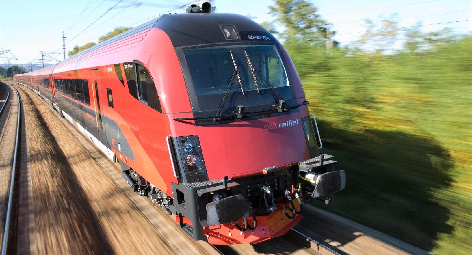 öbb Bilanz 261000000 Fahrgäste Auf Der Schiene Bmvit